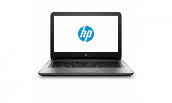 HP Laptop with Dual-Core AMD CPU