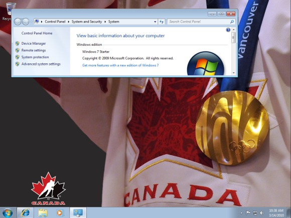 How To Change The Wallpaper In Windows 7 Starter For Free