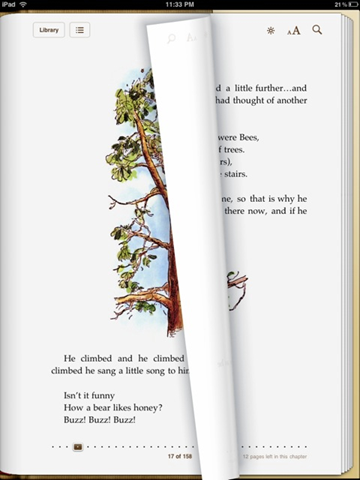 Reading on the iPad with iBooks, Kindle App and More