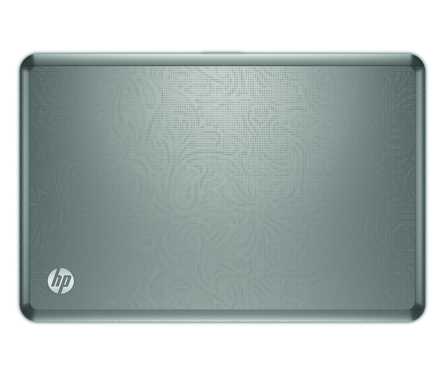 HP Envy 17, top on white
