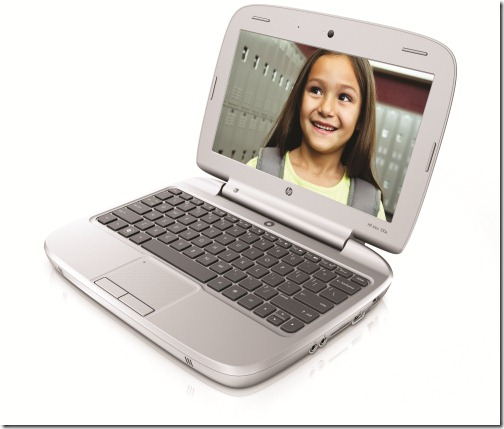 HPMini100eImageUNDERNDAUNTILJUNE23 thumb HP Mini 100e Education Edition Netbook Introduced | Notebooks.com#