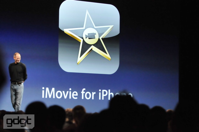 how to delete imovie video on iphone