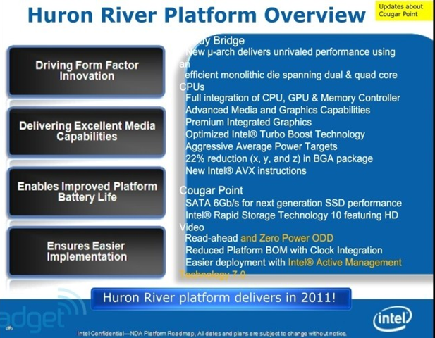 Six New Intel Netbook CPUs for 2010, Battery Life Increase