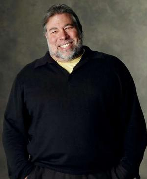 Apple Co Founder Steve Wozniak