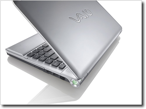 Sony Vaio VPCS111FM TouchPad Settings Last