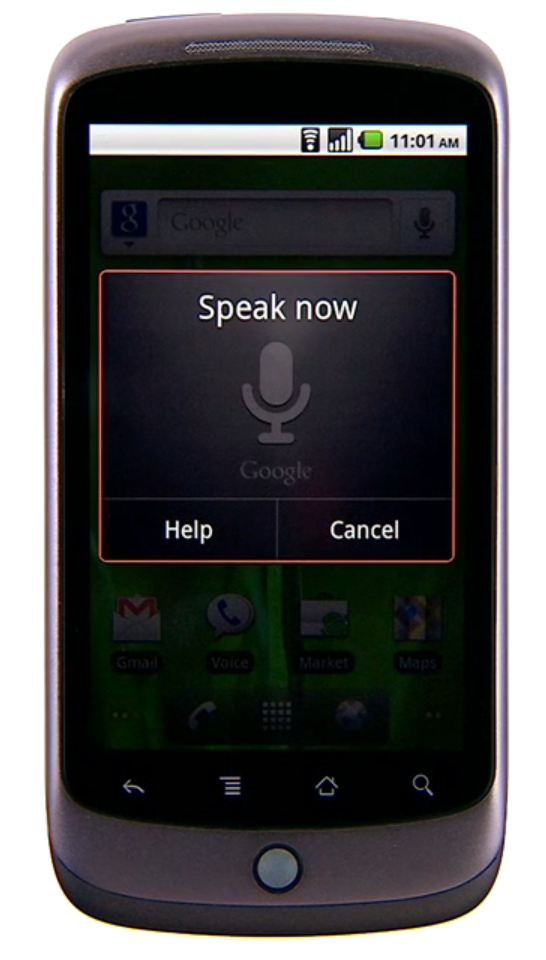 Voice Actions and Chrome to Phone Now Available for Android