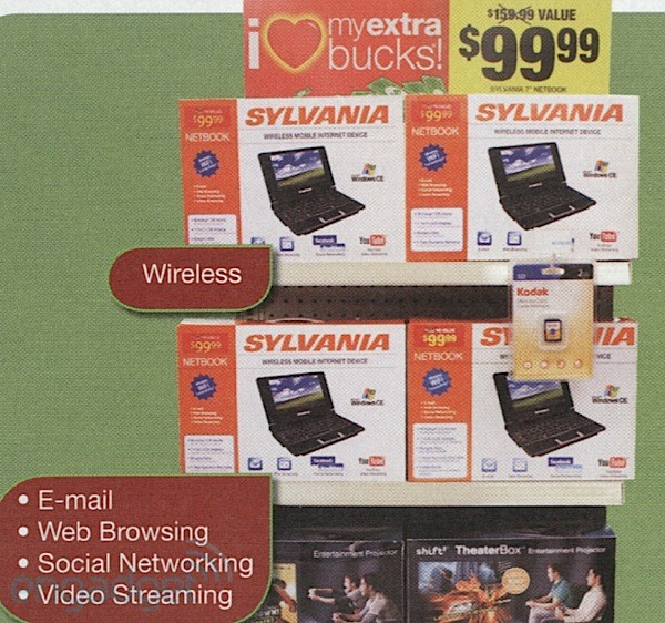 CVS to Sell $99 Netbook     Disappoint Many Consumers