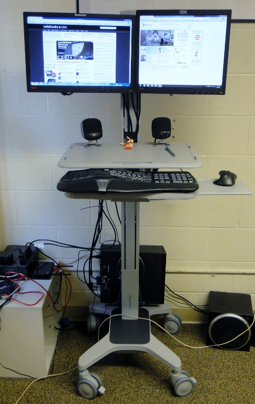 Ergotron Workfit C Review A Quot Standup Quot Stand Up Desk