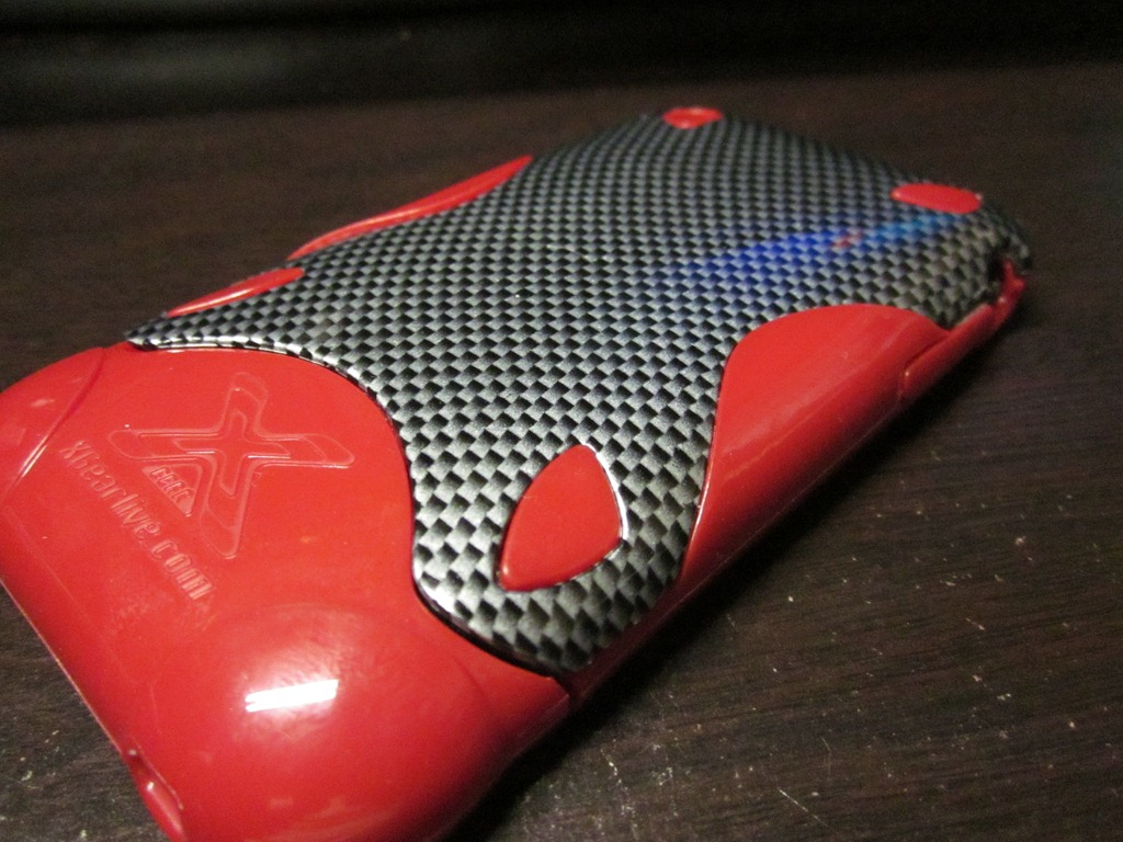 XGearlive Touge Special Edition Case for iPhone 3G and 3GS is