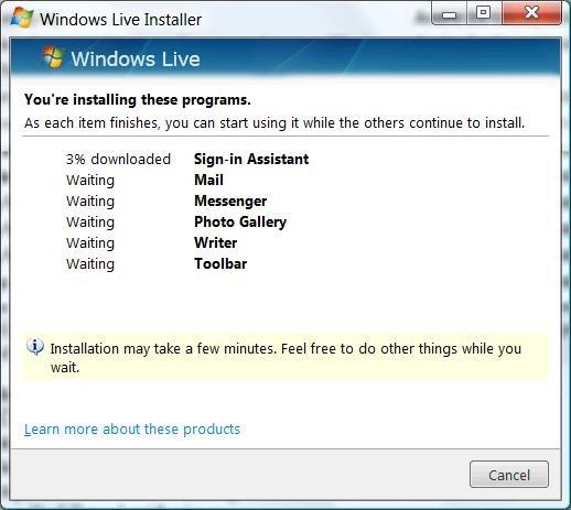 windows live essentials 2011  free