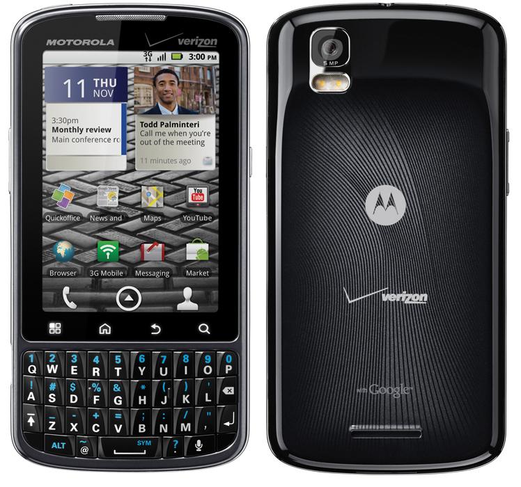 Motorola droid pro 1