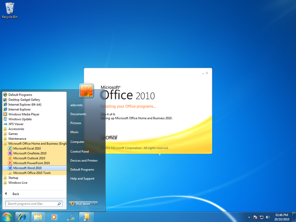 microsoft office 20010 free download