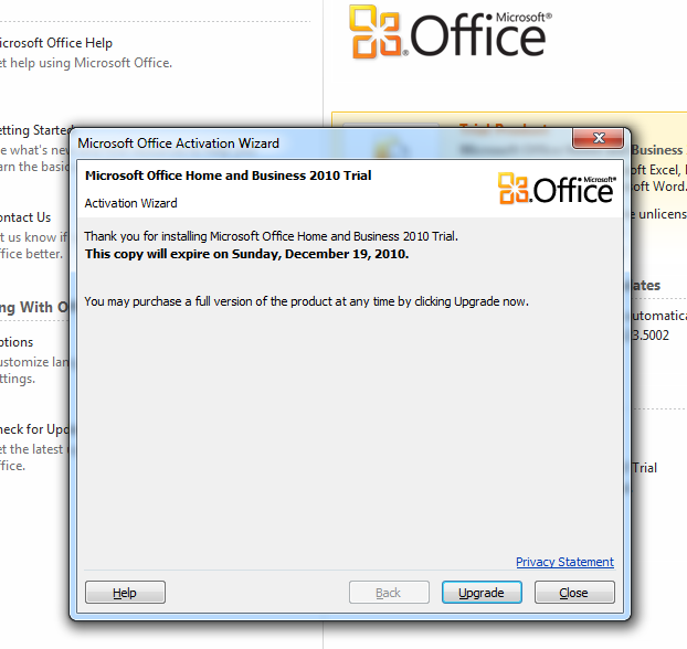 microsoft office 2010 full version with key