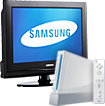"Nintendo Wii and Samsung 32"" HDTV Black Friday Best Buy"