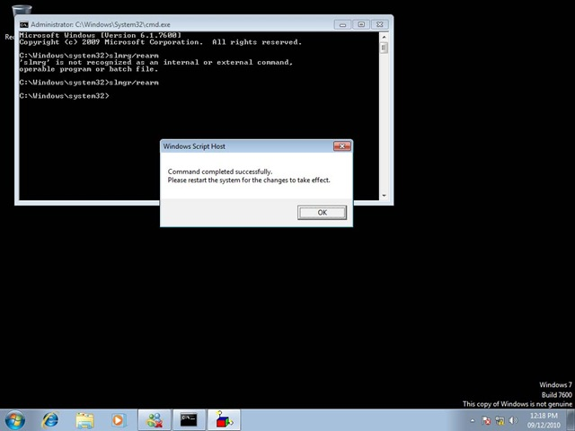 download windows genuine activator for windows 7
