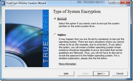 Encrypt System Partition 2