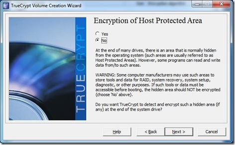 Encrypt System Partition 4
