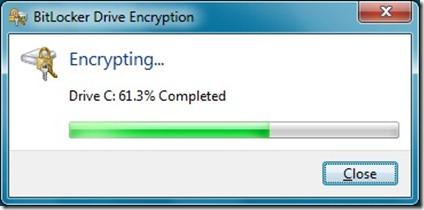 Encrypting A