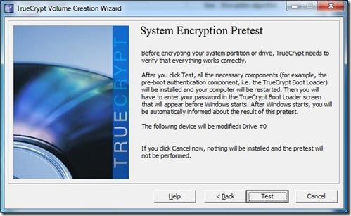 Start Encryption 2