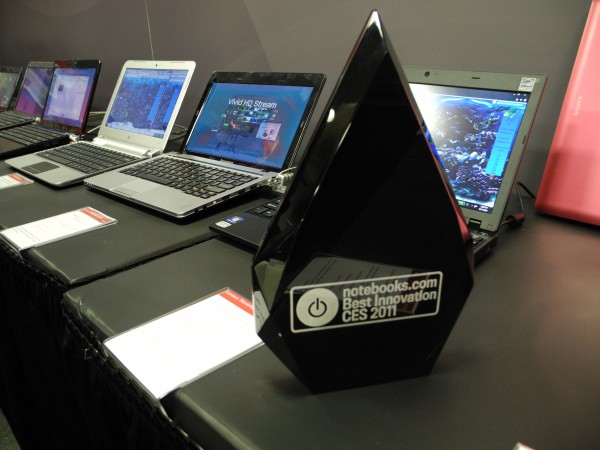 AMD Fusion CES 2011