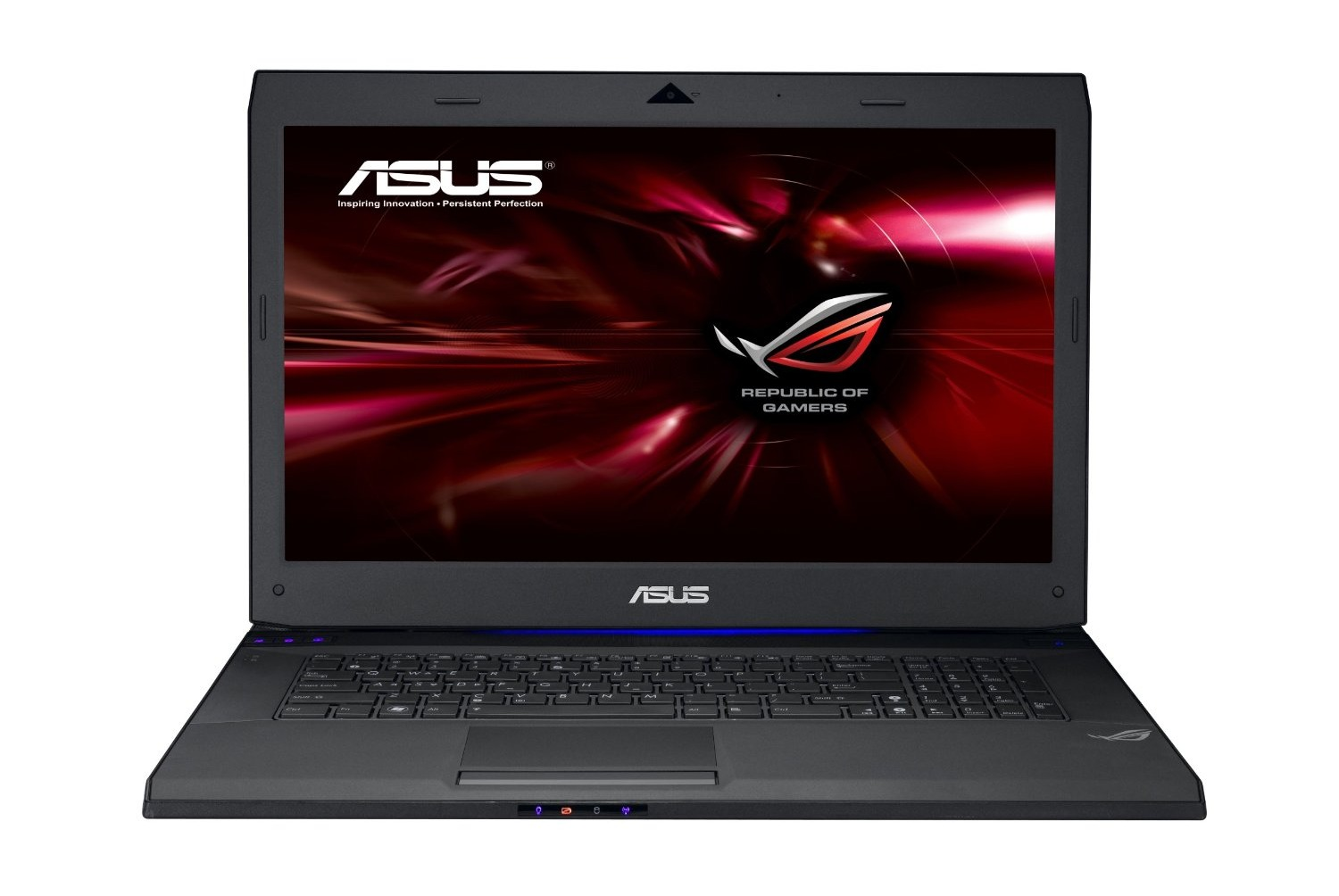 Notebook Asus N53S: reviews, specifications 42