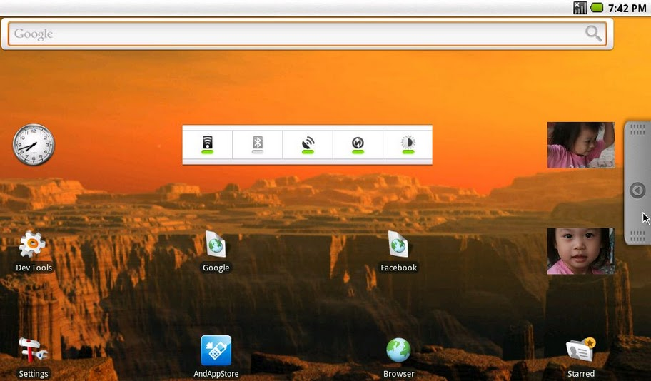 Run Android on your Netbook and Notebooks with Android x86