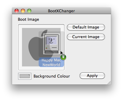 how to change boot order mac