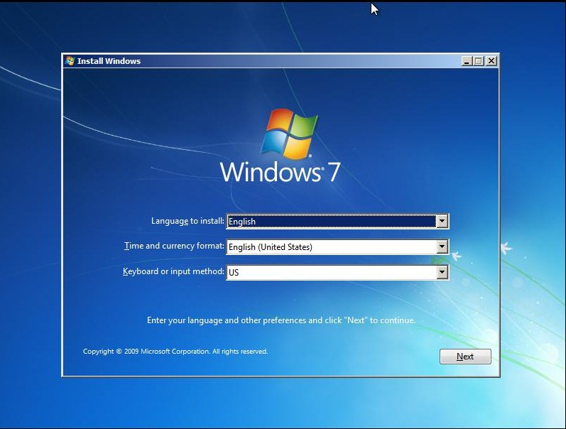 create a windows 7 install disk with all updates