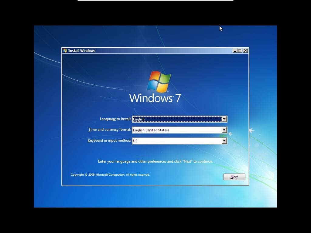 How to Downgrade From Windows 7 to Windows XP