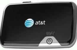 MiFi Mobile hotspot