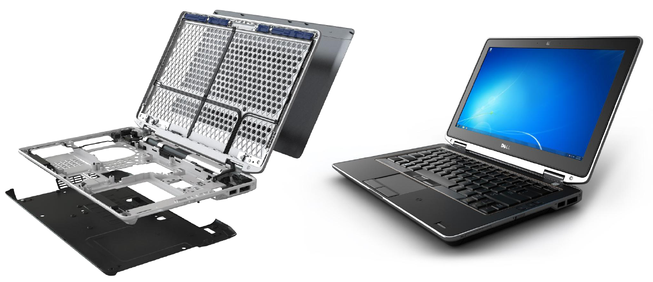 Dell Latitude E Family Feb 2011 - 2