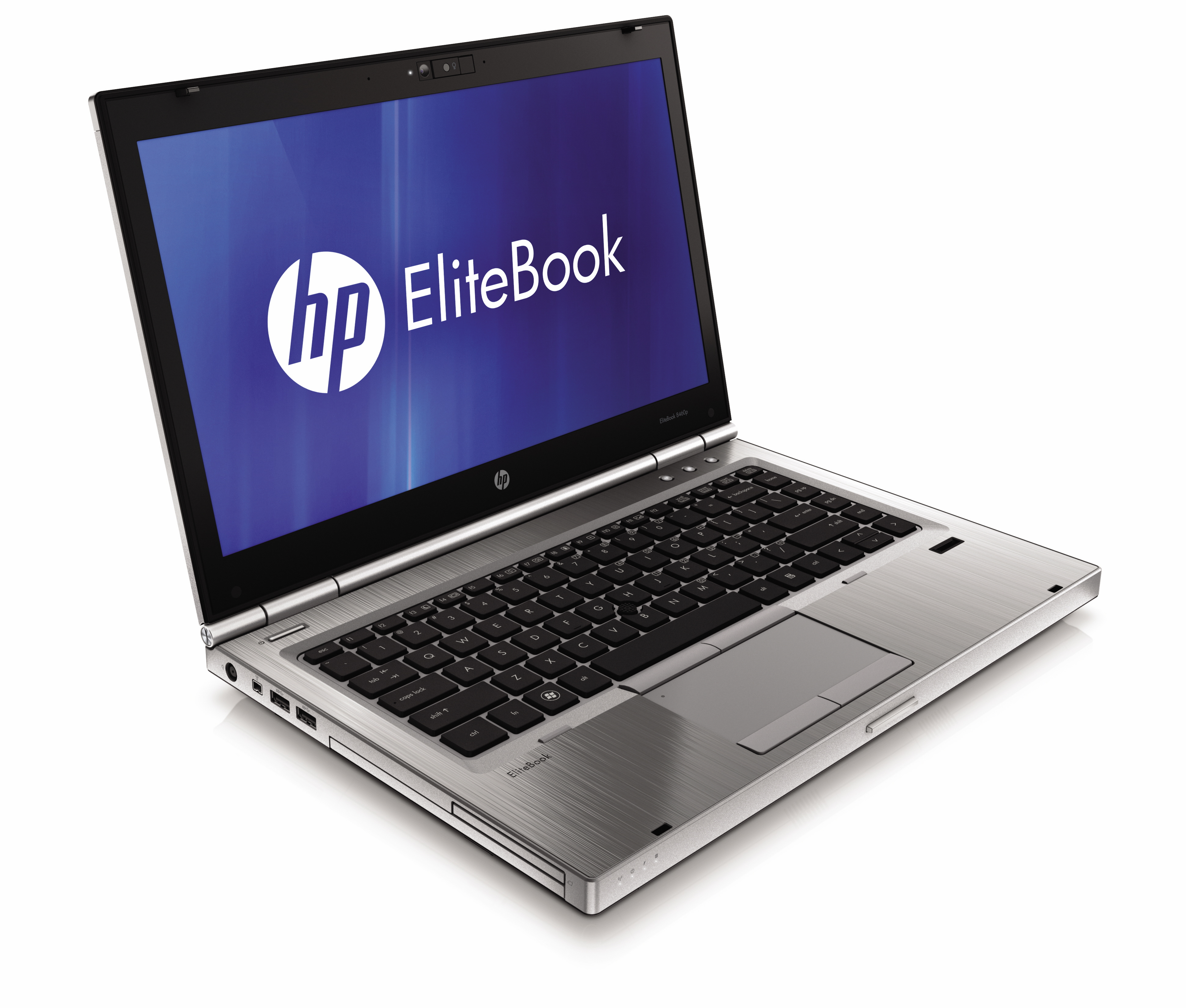 HP EliteBook p-series_front left open