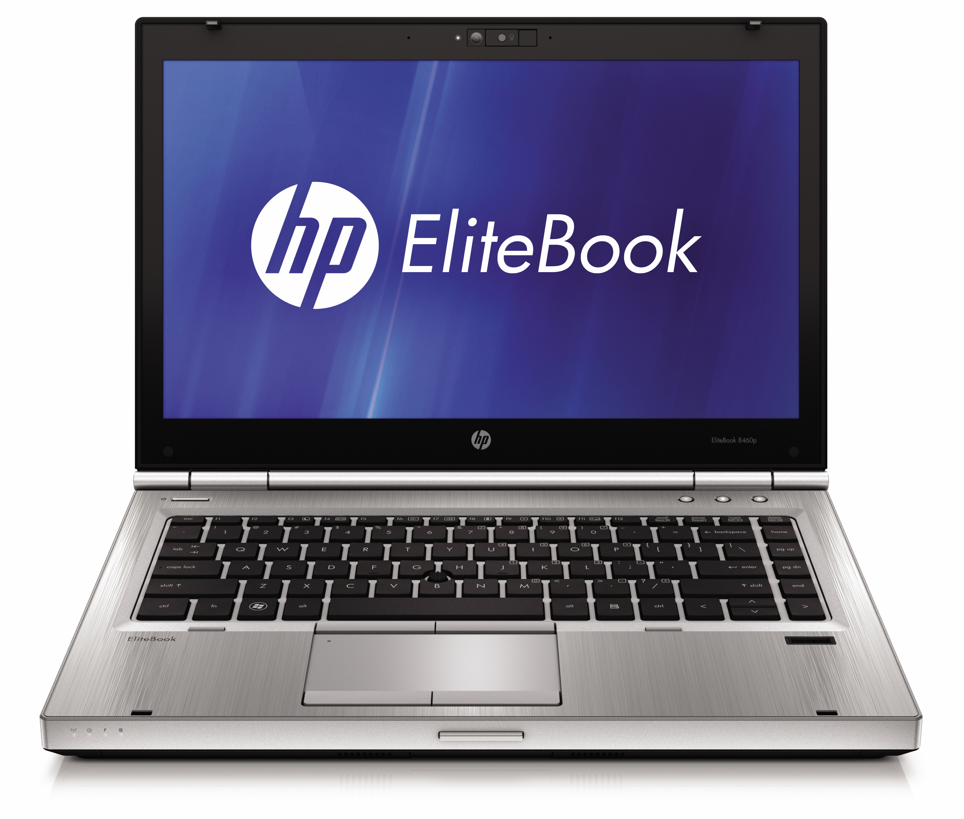 HP EliteBook p-series_front open