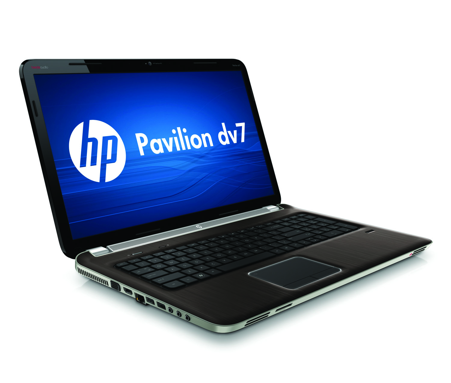 HP Pavilion Dv7 Earns Premium Label With Beats Audio And