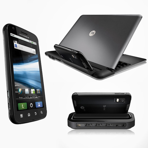 Motorola Atrix 4G laptop dock reviews