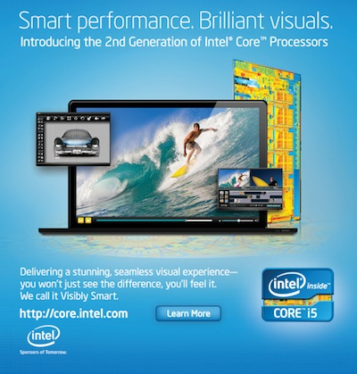 New MacBook Pro Intel Leak 2011