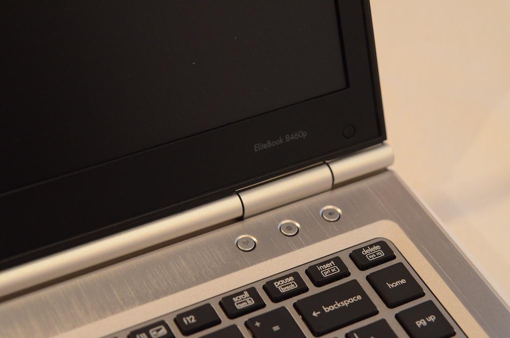 HP EliteBook 8460P Updated w/ Sandy Bridge & Facelift: Specs