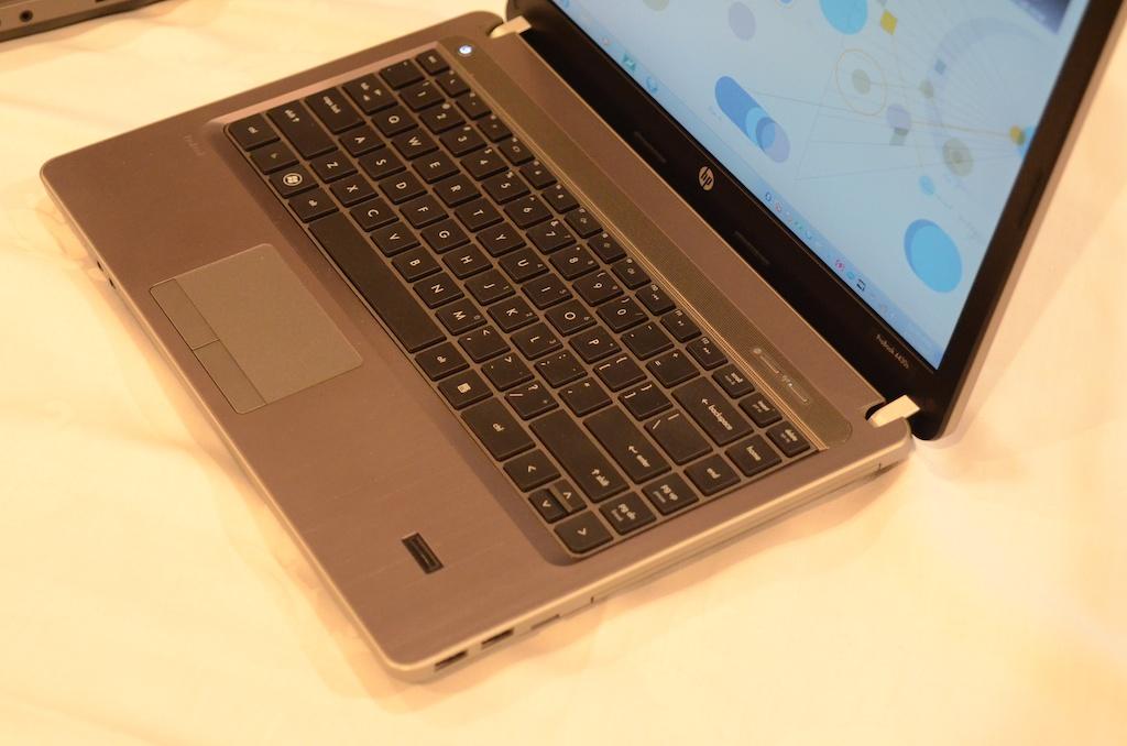 HP EliteBook 8460P Updated w/ Sandy Bridge & Facelift: Specs, Pics