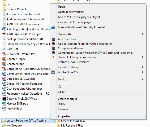How to Setup and Configure File and Folder Permissions in