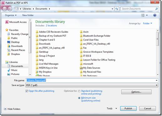 how to make adobe reader default program