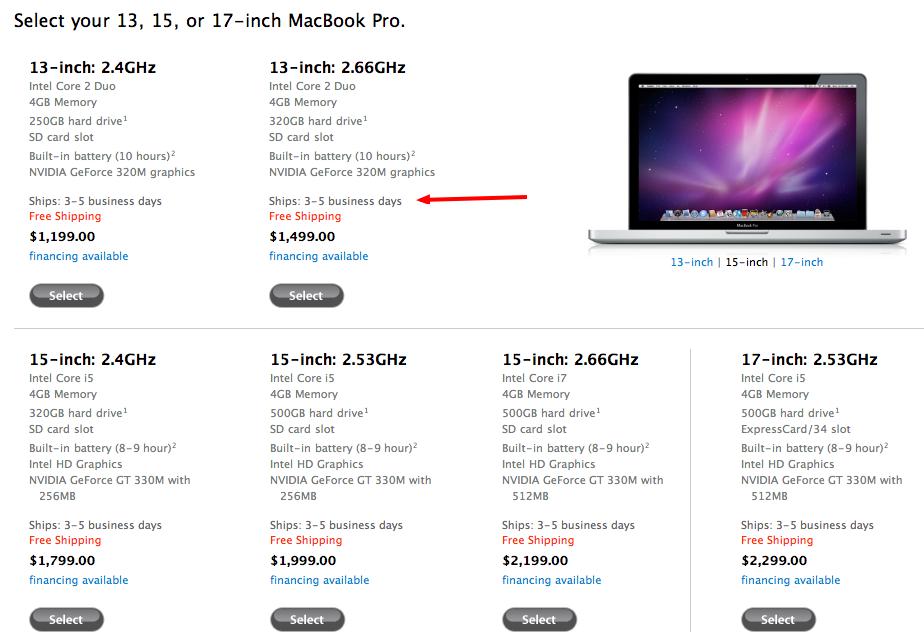 New MacBook Pro Arriving Thursday? Shipments Held, Sealed