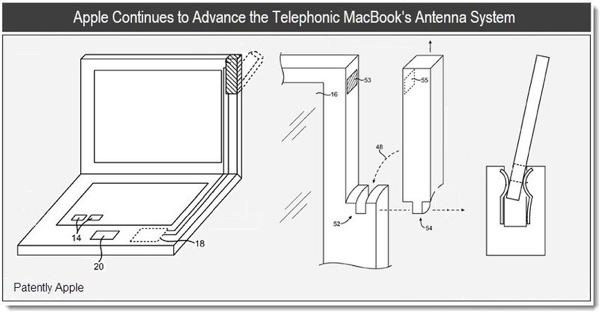 Apple Antenna Patent