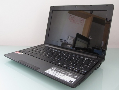 Acer Aspire One 522 Review