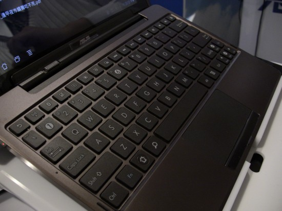 Asus Eee Pad Transformer Keyboard