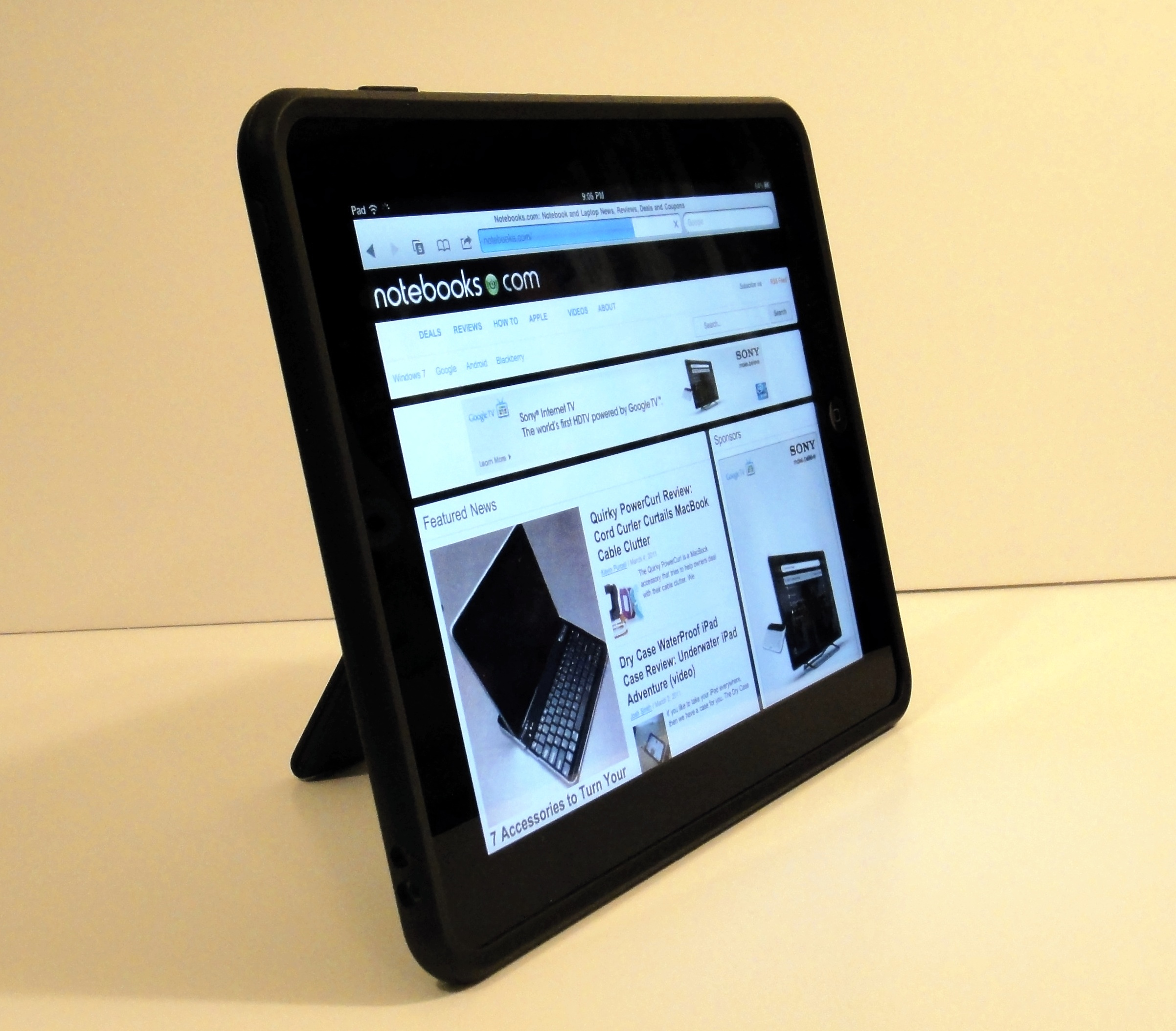 Belkin Grip 360 iPad Case - 11