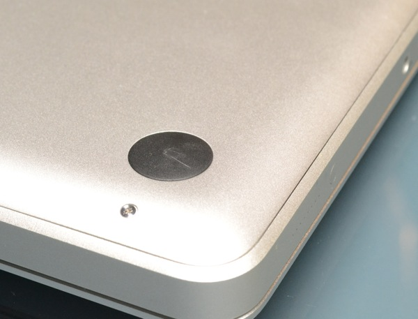 MacBook Pro - feet