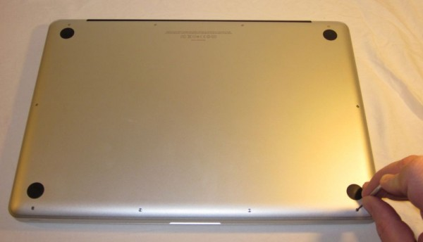 MacBook Pro Bottom