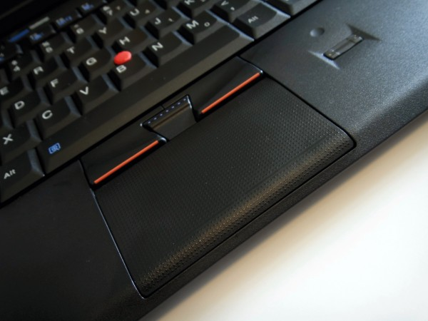 ThinkPad x220 Mousepad and TrackPoint