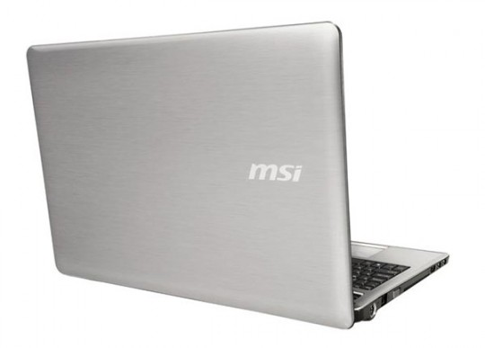 MSI CX640 back