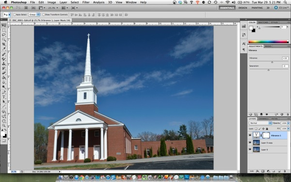 "MacBook Pro 15"" Review - Adobe Photoshop"